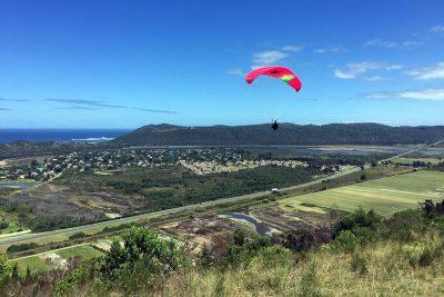 Paraglide sedgefield