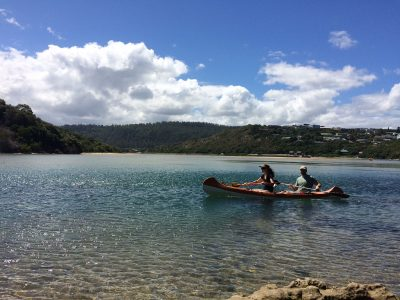 Canoeing Sedgefield
